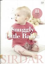 Sirdar Book 516 - Snuggly Little Babes